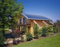 Solarhaus Gr